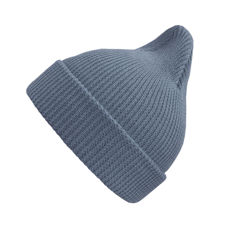 Хлопковая шапка ko-ko-ko пыльно-голубая