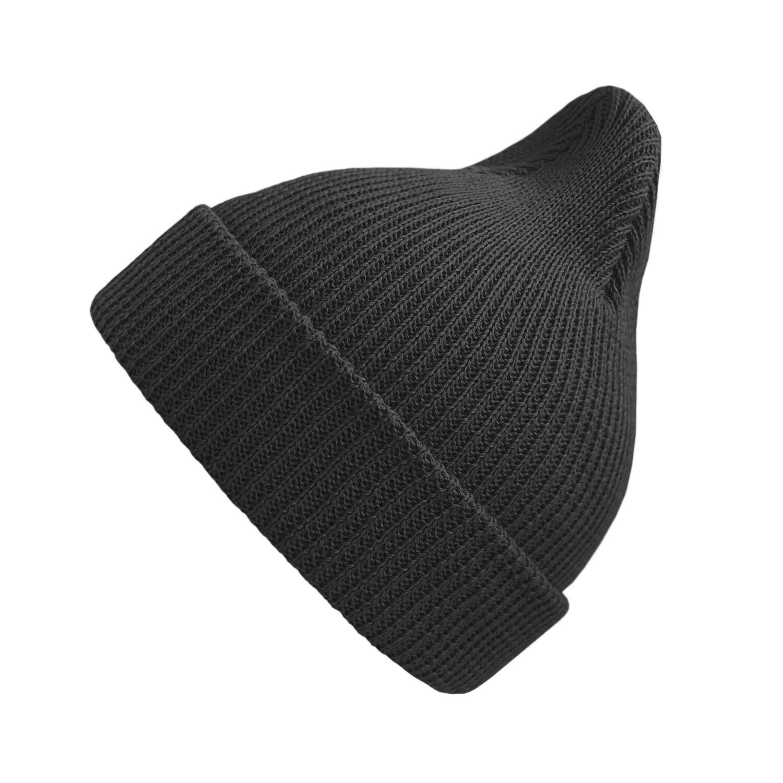 Хлопковая шапка ko-ko-ko чёрная