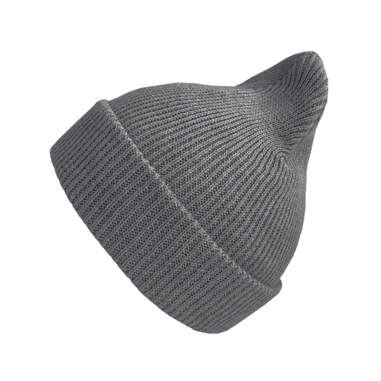 Хлопковая шапка ko-ko-ko тёмно-серая