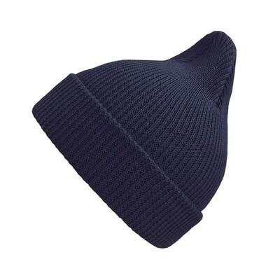 Хлопковая шапка ko-ko-ko тёмно-синяя