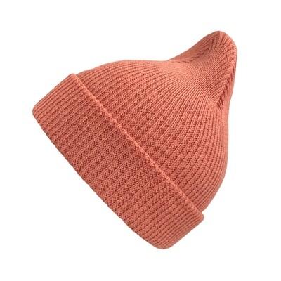 Хлопковая шапка ko-ko-ko коралловая