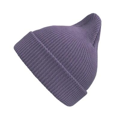 Хлопковая шапка ko-ko-ko сиреневая