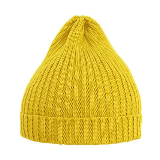Шапка ko-ko-ko желтая