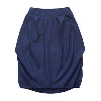 Взрослая юбка синяя