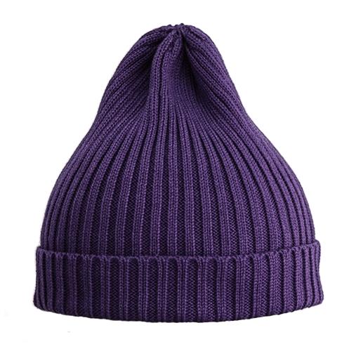 Шапка ko-ko-ko фиолетовая