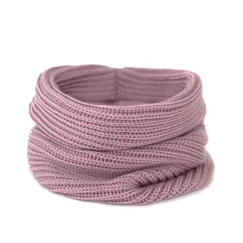 Снуд пыльно-розовый