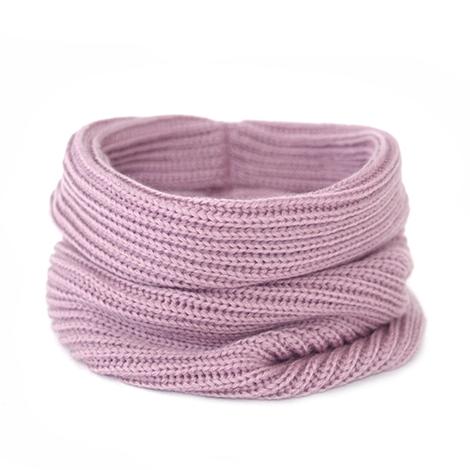 Снуд пыльно-розовый светлый