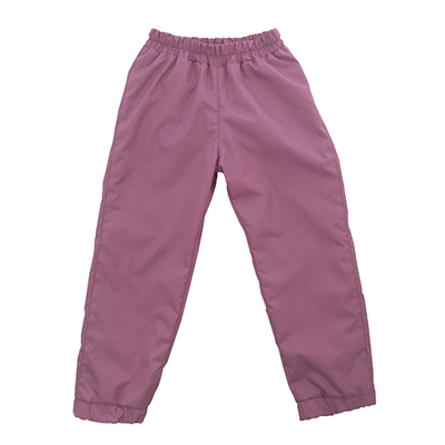 Штаны темно-розовые