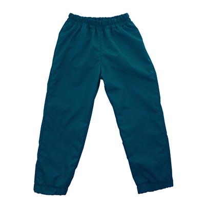 Штаны сине-зеленые