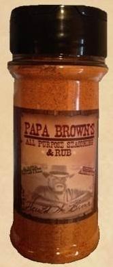 Papa Brown's Homemade