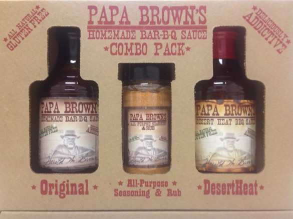Papa Brown's Homemade BBQ