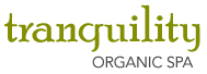 tranquility organic spa's store