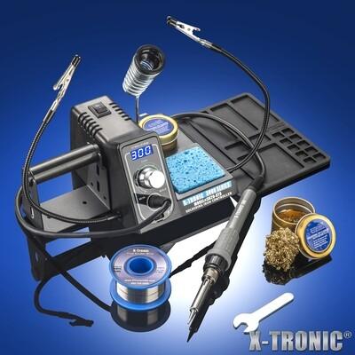 X-Tronic - Model 3020-XTS LED Soldering Station XTR-3020-XTS