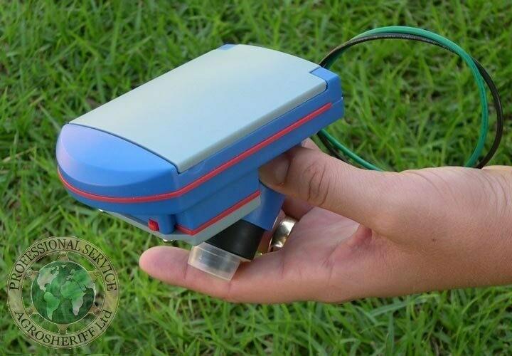 Контроллер одноканальный для автоматизации полива Geva75