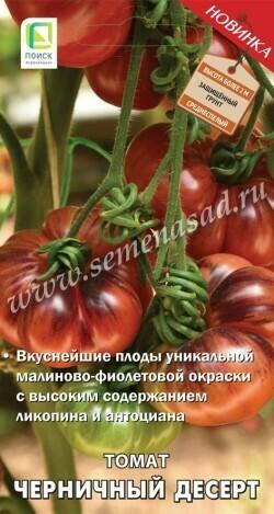 Томат Черничный десерт
