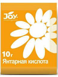 Янтарная кислота 10 гр