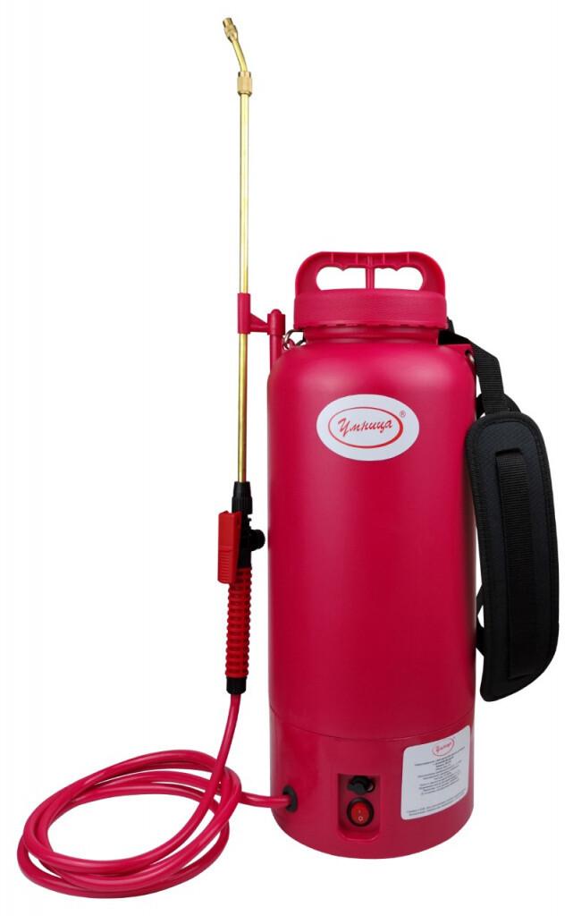 Опрыскиватель аккумуляторный Умница ОЭЛ-10 с литиевой батареей