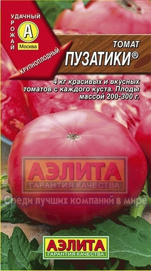 Томат Пузатики