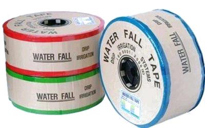 Лента капельная Water Fall (Корея) (0,15мм)-1,1л/ч-20см