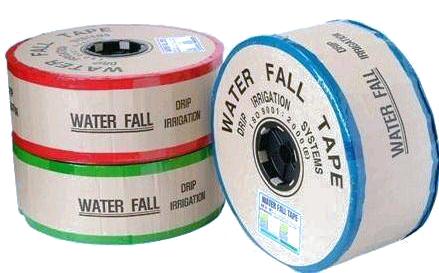 Лента капельная Water Fall (Корея) (0,15мм)-1.1л/ч-20см.(2500м)