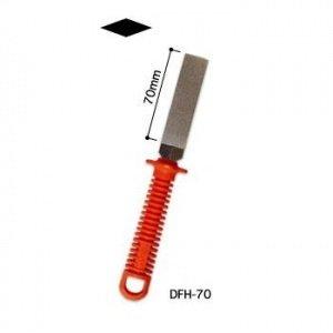 DFH-70 Напильник ромбовидный Samurai д/заточки зубьев пил и ножовок