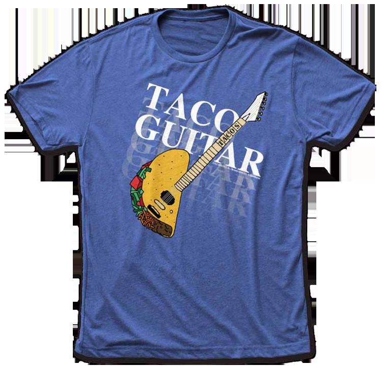 Taco Guitar (Kids)