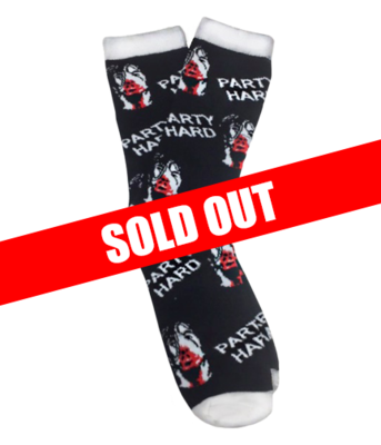 Party Hard Socks
