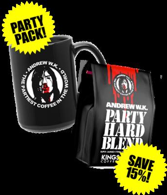 Coffee & Mug Pack