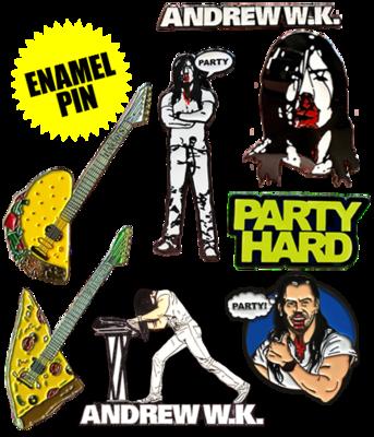 Enamel Pin Deluxe Set