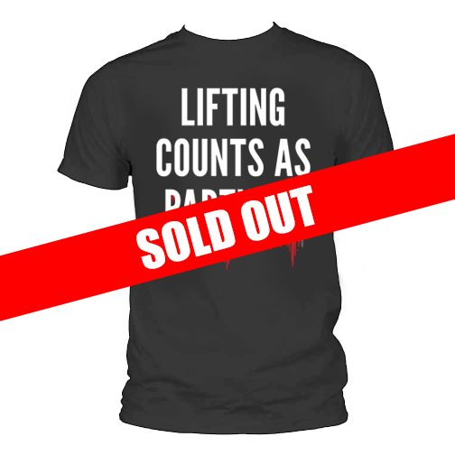Lifting Counts as Partying