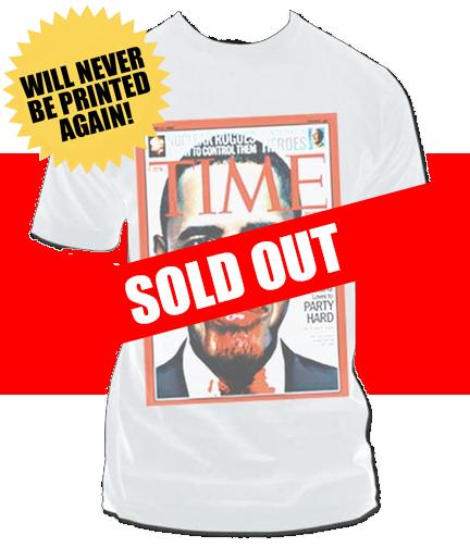 Obama Hard - Parody Shirt