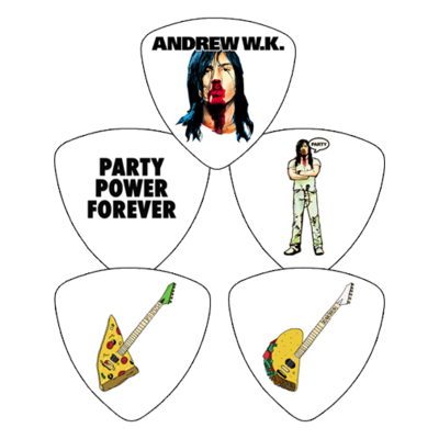 Guitar Picks - 4 Pick Party Set