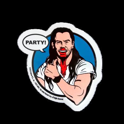 Party Mindset Sticker