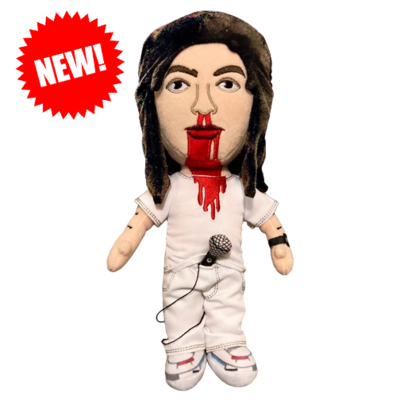 Andrew W.K. Deluxe Plush Doll