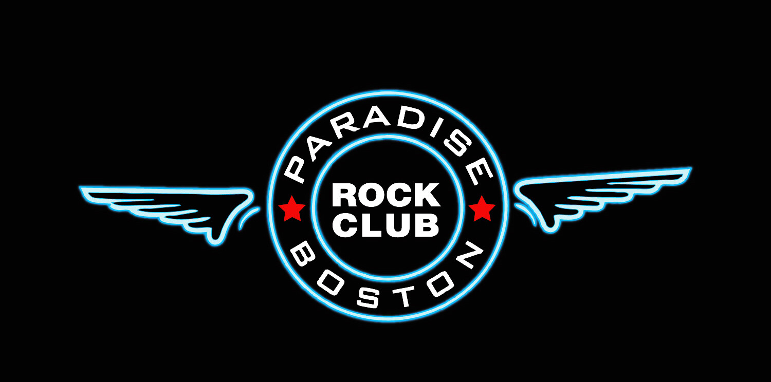 Wed Sep 21 - Boston, MA - Paradise  - (Will Call Tickets)