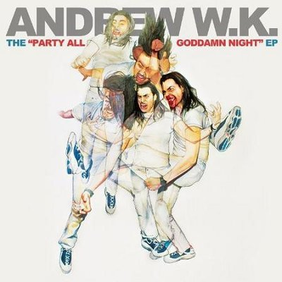 The Party All Goddamn Night EP (Japanese Import CD)