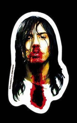 Bloody Nose Sticker