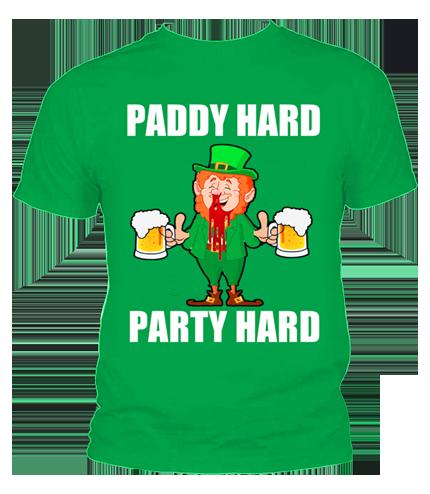 Paddy Hard