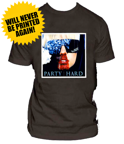 Lady Party - Parody Shirt