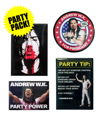 Magnet Party Pack