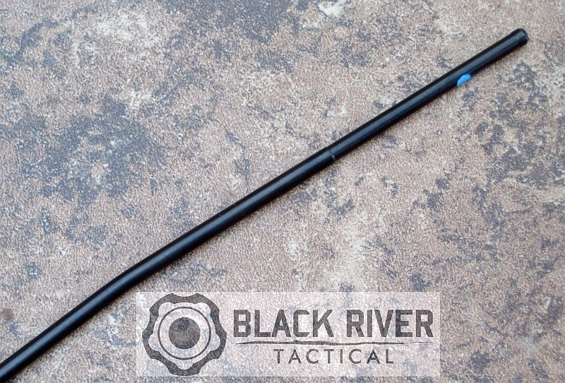 BRT MarkBlue Gas Tube - Midlength Black