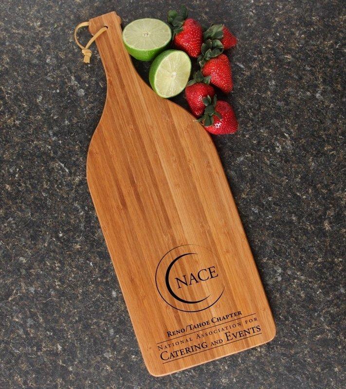 Custom Order-3 Wine Cutting Boards with Logo