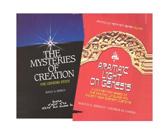 Aramaic Light Genesis-Mysteries of Creation