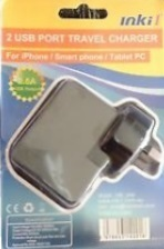 USB Travel Charger / Power Adaptor