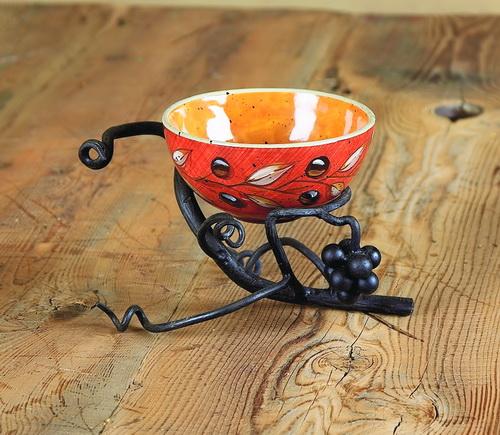 Vineyard Bowl Server