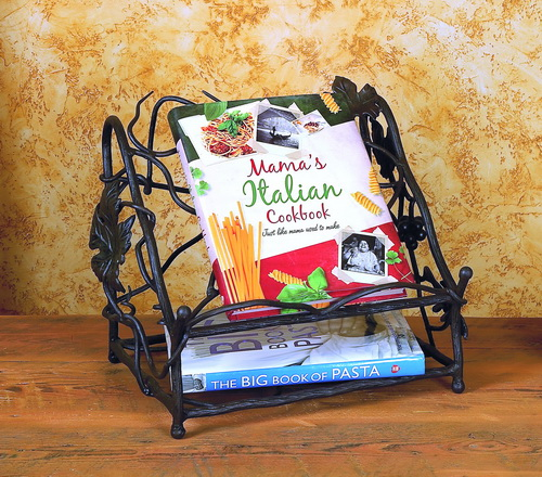 Vineyard Cookbook Holder