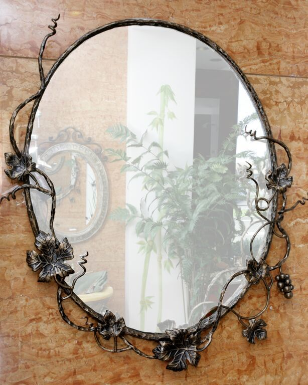 Vineyard Mirror