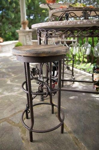 """Vineyard 26"""" Bar Stool"""