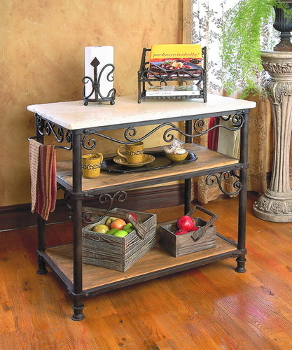 Siena Kitchen Island