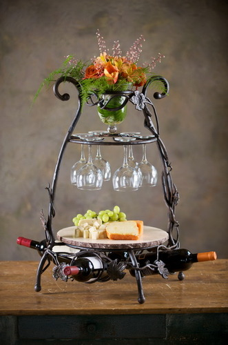 Vineyard Wine & Cheese Party Server
